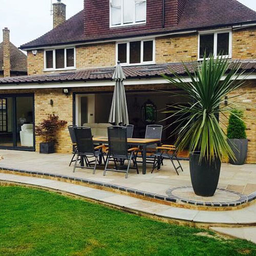 Bifolding doors and windows