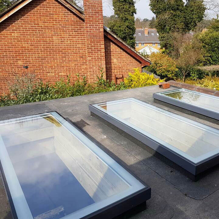Roof lanterns & skylights