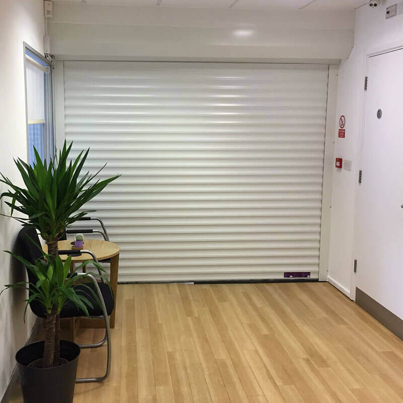 Shop and warehouse security shutters
